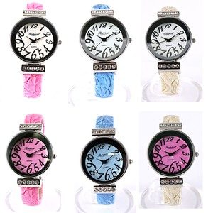 2018 A/W Pole Watch Color Bangle Watch Ladies Wrist Watch Fashion