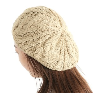 Soft Knitted Beret