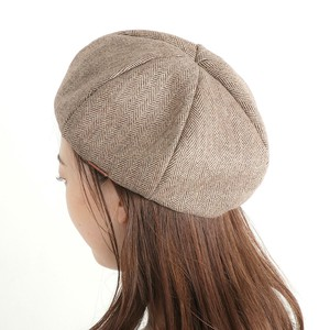 Ladies Men's Herringbone Beret