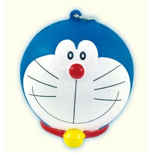 Doraemon Punipuni Mascot Ball Chain Attached Face