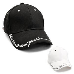 Message Embroidery Cap Hats & Cap Swan