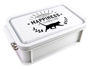Lunch Box White