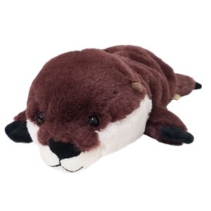 Wild Animal Pencil Case / River Otter