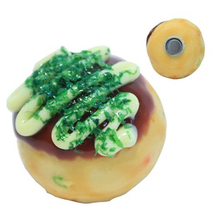 [2019NewItem] Food Product Sample Magnet Takomayo