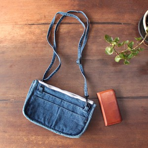 Hickory Denim Inner Pouch Shoulder