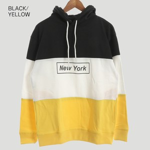 2018 A/W Raised Back Color Scheme Rocking Big Silhouette Hoody Big