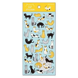 Cat Sticker Osumashi Cat