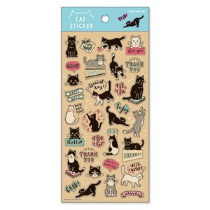 Cat Sticker Light