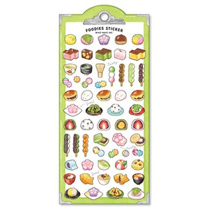 FOODIES STICKER 79364 和菓子