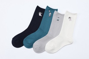 Embroidery Socks Ladies