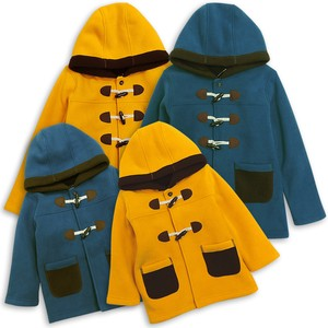 Fleece Coat 2 Colors Outerwear Unisex