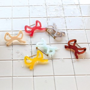 Candy Ribbon Brooch