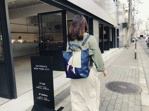wide pants 3WAY Backpack 2018 A/W