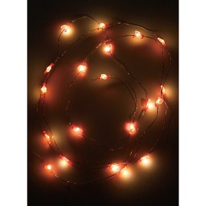 Christmas LED Garland Flamingo