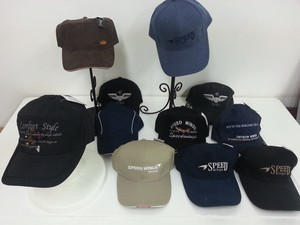 Men's CAP Set of Assorted 1 Set