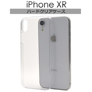 Smartphone Case iPhone Hard Clear Case