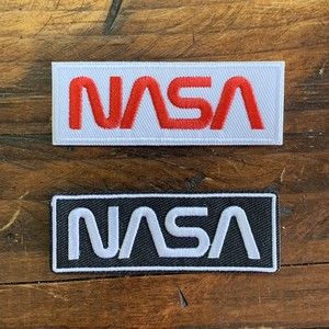 America Airlines Space Patch Applique Type 2 Pcs Set