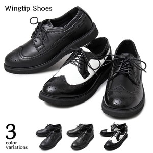 Wing Shoes Shoes Thick-soled Post Shoes