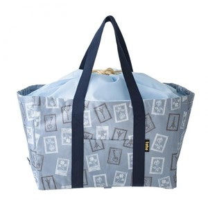 tone Folded Bag Blue