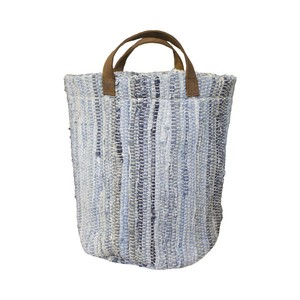Denim Basket Storage Remake Denim India
