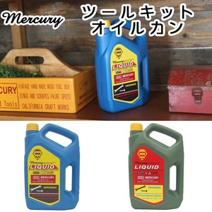Items Mercury Tool Kit Oil