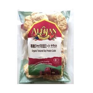 ジャックの豆ミート ナゲット(有機大豆蛋白質) オーガニック 80g