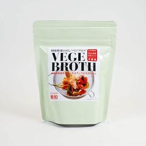 ベジブロス国産野菜のだし 80g
