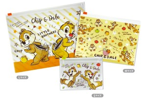 Disney Graph Fastener Case Chip 'n Dale