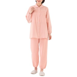 Double Gauze Tuck Pajama Made in Japan