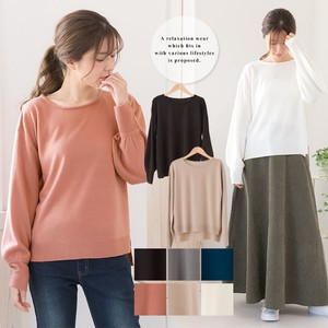 Cashmere Balloon Sweater mitis