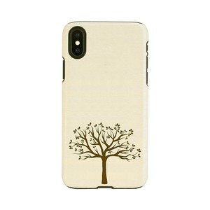 iPhone Natural Wood Case Apple Apple Tree