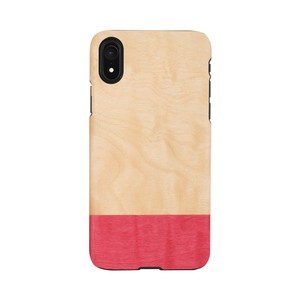 iPhone Natural Wood Case Mismatch