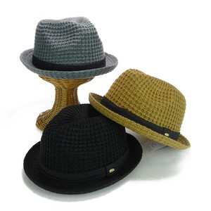 Acrylic Roll Mannish Hat Young Hats & Cap