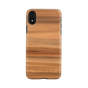 iPhone Natural Wood Case Cappuccino