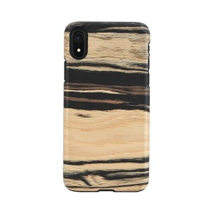iPhone Natural Wood Case White White Ebony