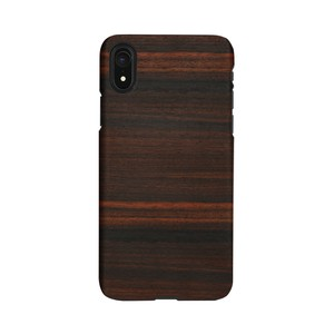 iPhone Natural Wood Case Ebony