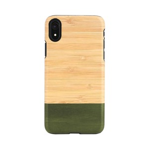 iPhone Natural Wood Case Bamboo Forest