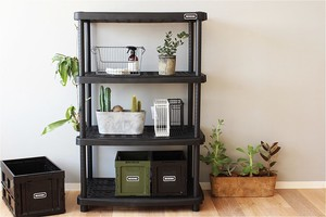 Organizing & Storage Products Shelf 4 Steps
