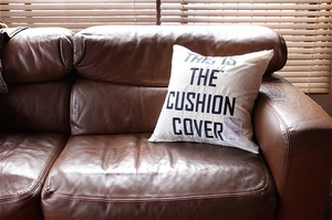 【2color】THIS IS THE_GEAR [ CUSHION COVER ]45×45_ディスイズザギアクッションカバー