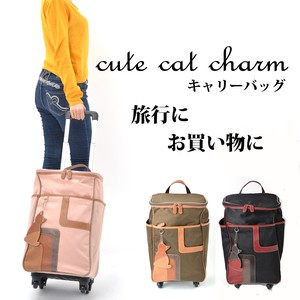 2018 A/W cat Charm Carry