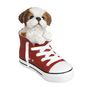 Sneaker Dog Objects and Ornaments Ornament