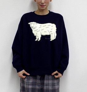 Raised Back Big Pullover Sheep
