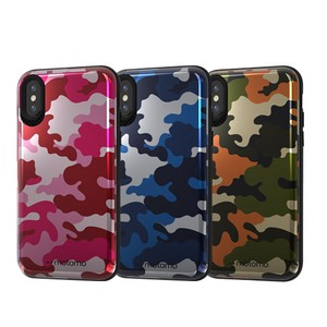 【iPhone XS/XS Max/XR】CAMO CARD FOLDING CASE(カモカードフォールディングケース)