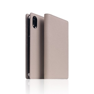 Smartphone Cases Gray Leather Case