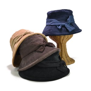 Suede Ribbon Edge Sailor Ladies Hats & Cap