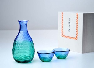Glass Collection Japanese Sake Cup