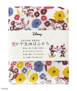 Disney Fabric Handkerchief Minnie Present Fabric Use