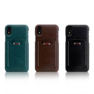 iPhone Box Leather Bag Case