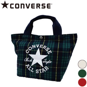 【CONVERSE/コンバース】CHECK MINI TOTE BAG