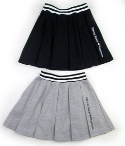 Fleece Pleats Skirt